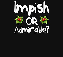 Impish or Admirable? - The Office inspired Belsnickel Design Classic T-Shirt