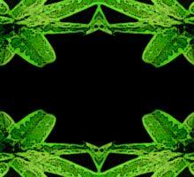 Vivid 2016 Fabrics Skeletal Fish Pond Sticker