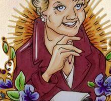 Saint Jess Sticker
