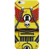 Imperial Fists Armour iPhone Case/Skin
