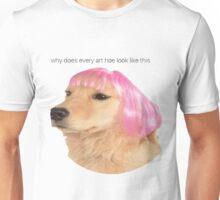 art hoe Unisex T-Shirt