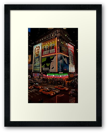 Times Square by JMChown