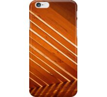 Stripes and Staining iPhone Case/Skin