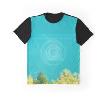 Vishudda (Throat Chakra) Graphic T-Shirt