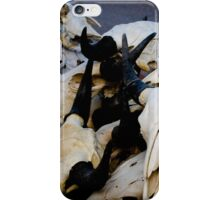 The Good. The Bad. The Ugly. And Whatever This Is. iPhone Case/Skin