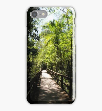 Florida Everglades iPhone Case/Skin