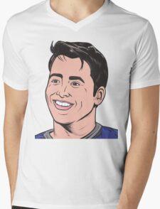 Joey Tribbiani Mens V-Neck T-Shirt