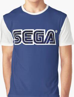 °GEEK° Space Sega Graphic T-Shirt