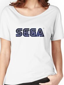 °GEEK° Space Sega Women's Relaxed Fit T-Shirt