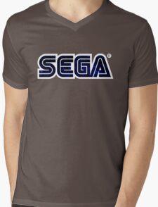 °GEEK° Space Sega Mens V-Neck T-Shirt