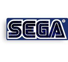 °GEEK° Space Sega Canvas Print