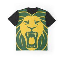 Les Lions Graphic T-Shirt