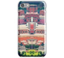 Small town life iPhone Case/Skin