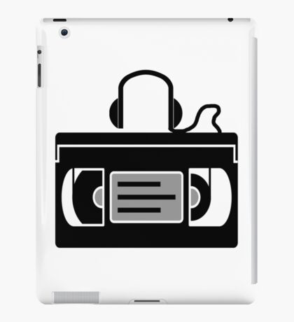 Retro Music iPad Case/Skin