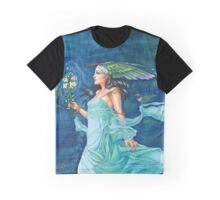 Hummingbird Queen Graphic T-Shirt