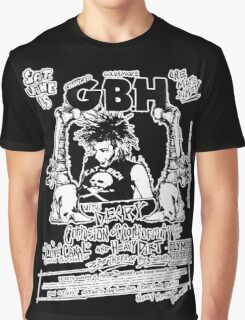 GBH (L.A. show) Graphic T-Shirt