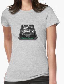 Atari gamma attack  Womens Fitted T-Shirt