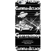 Atari gamma attack  iPhone Case/Skin
