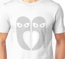 Grey Owl Wise Guardian Unisex T-Shirt