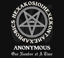 666 Anonymous by GUS3141592