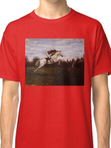over the hedge Classic T-Shirt