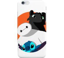 Three cuties iPhone Case/Skin