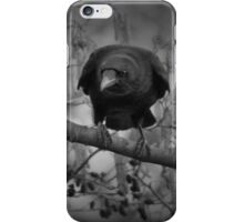Watcher iPhone Case/Skin