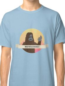 Sassy the sasquatch - The Big Lez Show Classic T-Shirt