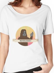 Sassy the sasquatch - The Big Lez Show Women's Relaxed Fit T-Shirt