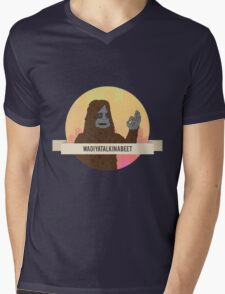 Sassy the sasquatch - The Big Lez Show Mens V-Neck T-Shirt