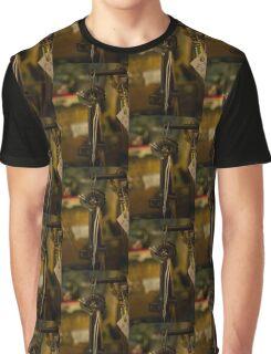 Skeleton Key Graphic T-Shirt