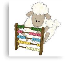 Counting Sheep.  Canvas Print