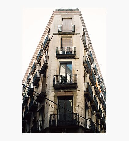 Apartment In Barcelona Photographic Print
