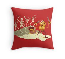 Pirate Cove Throw Pillow