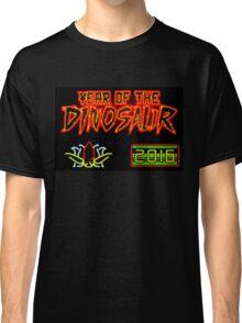 Vivid 2016 Year of the Dinosaur Classic T-Shirt