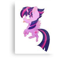 Twilight Chibi! Canvas Print