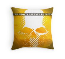 Ghost Recon  Throw Pillow