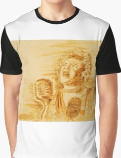 Billie Holiday  Graphic T-Shirt