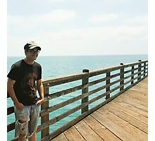 Ocean Spudz Photographic Print