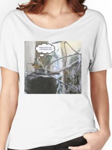 Prison Break! Please Don't Tell Anyone I Am Almost Out! Women's Relaxed Fit T-Shirt