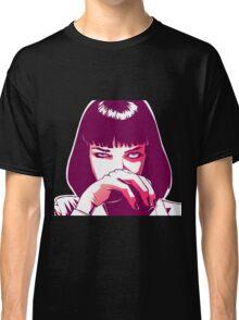 Mia Pink Classic T-Shirt