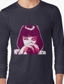 Mia Pink Long Sleeve T-Shirt