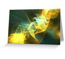 Solar Skies Greeting Card