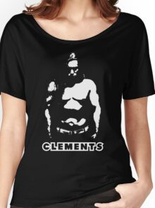Toby Clements 'Clements' Artwork #2 Women's Relaxed Fit T-Shirt