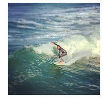 Surfer by Christiane Johnson