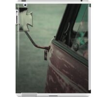 Rat Look VW Split Screen (Splitty) Van Image iPad Case/Skin