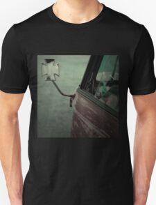 Rat Look VW Split Screen (Splitty) Van Image Unisex T-Shirt