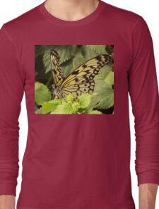 Regal Butterfly Long Sleeve T-Shirt