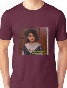 Mona Lisa's Money Unisex T-Shirt