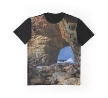 Inside Devil's Punchbowl Graphic T-Shirt